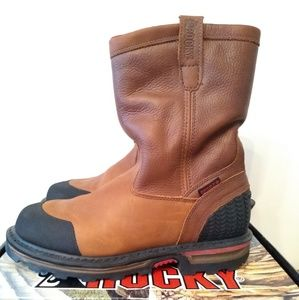 Men's Rocky Elements Dirt Boots